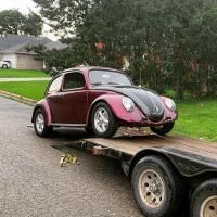 1963 Beetle