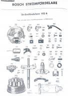 Bosch 6cyl distributor