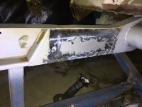 Inner chassis repair