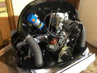 SP 126A Industrial Engine with Doghouse Fan Shroud