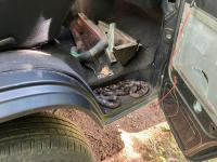 1986 Vanagon Syncro rodent control