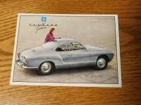 Low light Coupe postcard