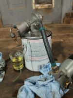 Eberspacher early pump and regulator test
