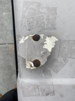 Pop Top Bar Put Hole In Roof