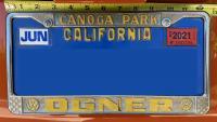 Ogner plate frame