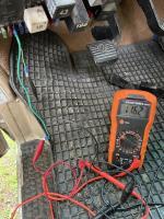 Heater fan-wiring