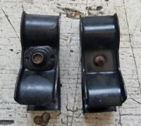 25hp / 36hp spark plug wire tube clamps