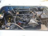 Van engine in!