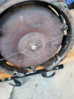 VW Auto Tranny Bellhousing Cracks