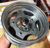 More pictures and background on the 5x205 racing wheels from Sam Ryan