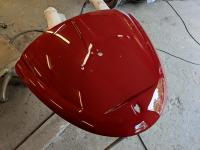 1966 Ruby Red wip