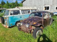 Beaver Creek Bobs VW Repair (Beaver, Oregon) - VWs seen while we traveled