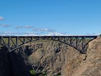 Trip to Seattle Photos: Peter Skene Ogden Bridge in Oregon