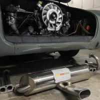 Vintage speed sebring ghia