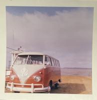 Vintage bus pic