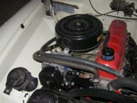 1961 Studebaker with Sanden compressor in place of the York