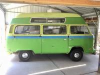 1973 Wild Westerner Highroof Safare' Custom Camper