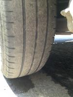 Nokian tire star worn out