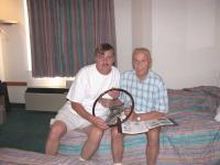 Me and Joe Vittone