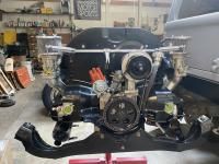 More Assembly of the 1691cc