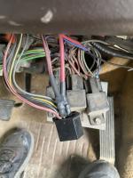 Dehacking the dash wiring