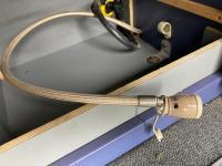 Propane hose/mystery hose