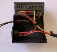 Hot water temp controller wiring