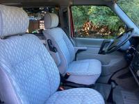 Seatbelts bench seat rear