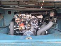 1968 double cab engine stuff