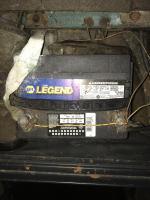 74 Super Beetle Battery