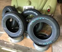 Tires for my 14x6 Diamond Racing wheels