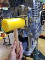 oil pump install