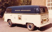 Brodr Jorgensen Bay Window Bus
