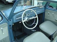 '62 interior