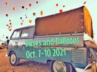 Buses and Balloons 2021