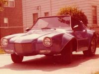 Aerodynamic Mini-Camaro