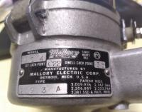 Rare Mallory YCM 293A for Early VW and Porsche 356