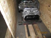 Engine in a crate, one way to go about it at least.