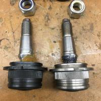 TRW ball joints