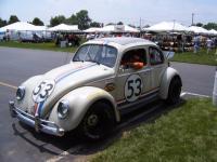 Nascar Herbie