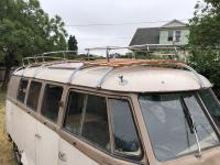 '58 campingbox rack