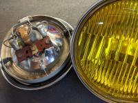Restored Type 34 Ghia Fog Lights