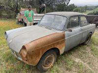 1963 Swedish VW Notchback