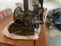 Ghia Engine Tear down