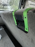 Seat handle