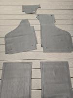 Repop floor mats -Lava