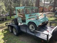 Vintage Barndoor Buggy
