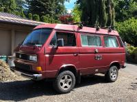1987 Syncro Westy