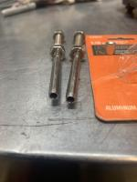 parts for making your own E-brake cables