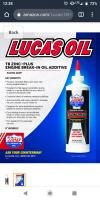 Lucas Oil Zinc Additive